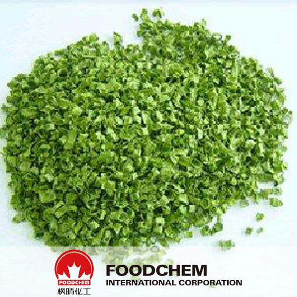 Dehydrated Chive roll