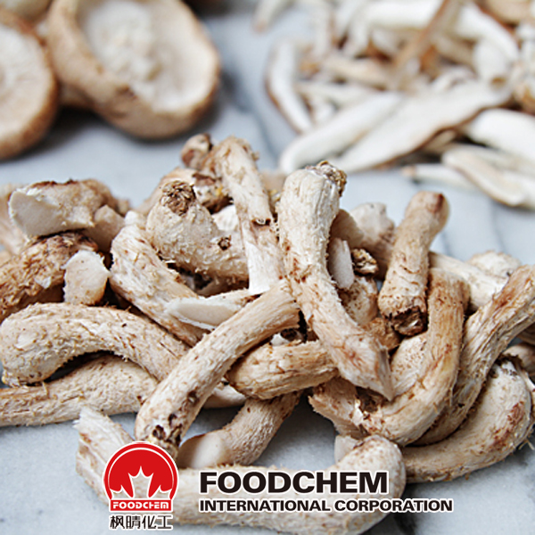 Dehydrated Shiitake Stem