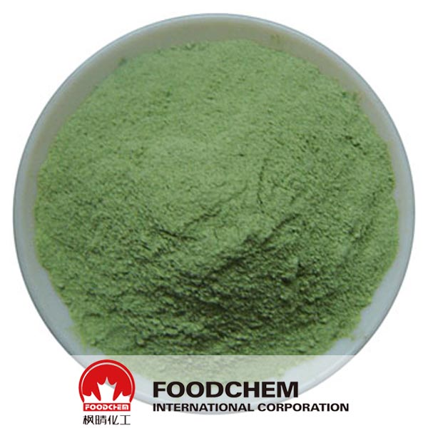 Dehydrated Spinach powder