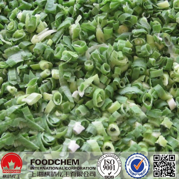 Dehydrated Spring Onion flakes