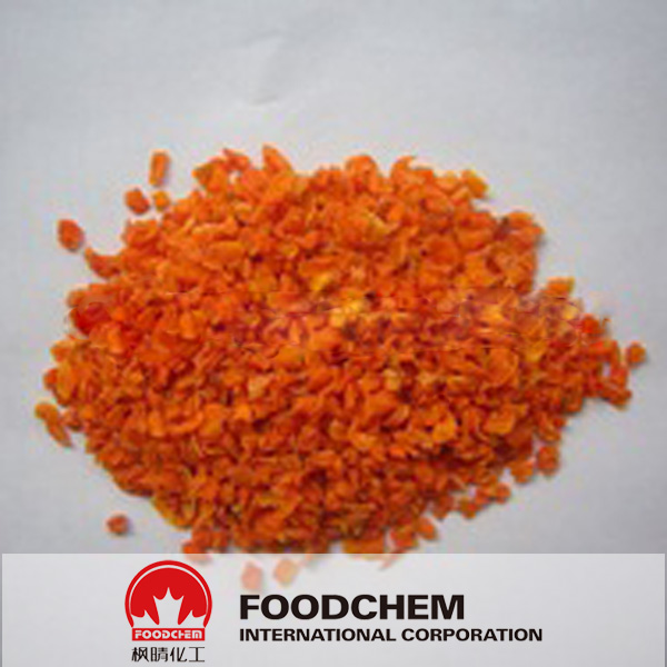 Dehydrated Carrots Flakes